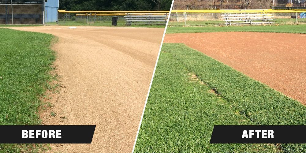 Brookville Little League Before and After